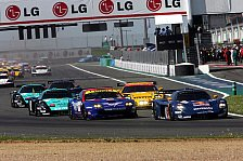 Motorsport - FIA GT - 2. Lauf in Magny Cours