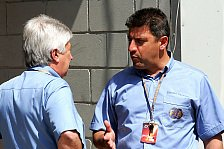 Formel 1 - Bilderserie: Die B·A·R-Tankaffäre im Schnelldurchlauf