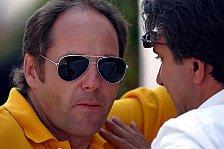 Formel 1 - Berger wird kein Red Bull Junior Boss