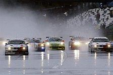Motorsport - 24h Nürburgring: Weiß-Blaue Aufholjagd gestartet