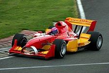 Motorsport - A1GP: Lamy kratzte am F3000-Rundenrekord