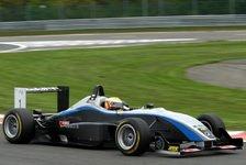 Motorsport - F3 Euro Serie in Spa: Hamilton holt Regen-Pole