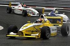 Motorsport - Formel BMW in Spa: Premierensieg für Chris van der Drift