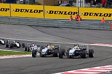 Motorsport - F3 Euro Serie in Spa: Hamilton & Sutil in eigener Liga