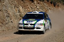 WRC - OMV CEE Rally Team in den WM-Punkter�ngen
