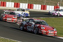 Motorsport - Porsche Supercup: Zampedri fährt Bestzeit