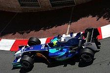 Formel 1 - Sauber trotz Massas Unfall zuversichtlich