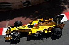 Formel 1 - Noch viel zu tun für Jordan
