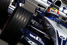 Formel 1 - BMW-Williams muss noch ein bisschen schneller werden
