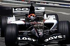 Formel 1 - Minardi schließt die Lücke zu Jordan
