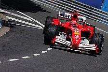 Formel 1 - Der Donnerstag: Drei Deutsche & drei Österreicher in Monaco