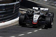 Formel 1 - 3. Freies Training: Munterer Schlagabtausch im Schlussspurt