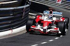 Formel 1 - Gemischte Gefühle bei Toyota