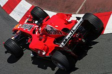 Formel 1 - Vibrationen bei Schumacher - Setupprobleme bei Barrichello