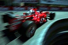 Formel 1 - Kein ganz normaler Freitag