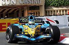 Formel 1 - 4. Freies Training: Renault-Doppelführung vor Räikkönen