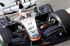 Formel 1 - 1. Qualifying: Kimi überflügelt Fernando - Ralf crasht
