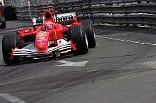 Formel 1 - Michael Schumacher glaubt noch an Platz 5