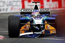 Formel 1 - Villeneuve: Ich hätte sterben können
