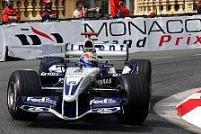 Formel 1 - Webber sorgt wieder für eine weiß-blaues Ausrufezeichen