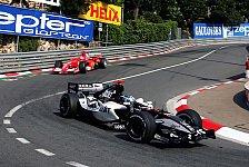 Formel 1 - Wachablösung am Ende: Minardi hängt Jordan ab!