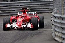 Formel 1 - Ferrari hofft auf ein gutes Rennsetup