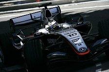 Formel 1 - Montoya erwartet schwieriges Rennen