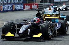 Motorsport - GP2: Adam Carroll gewinnt spannenden 1. Lauf in Monaco