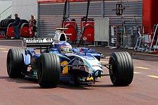 Formel 1 - Sauber: Villeneuve kassierte Minuspunkte