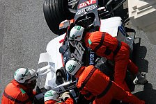 Formel 1 - Bilder: Monaco GP - Crash's
