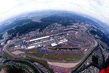 Formel 1 - Unterschriftsreifer Vertrag bis April: N�rburgring: Bewerbungsfrist endet