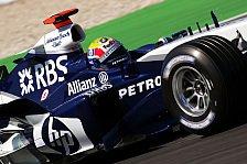 Formel 1 - BMW-Williams möchte auch in Montreal fleißig Punkte sammeln