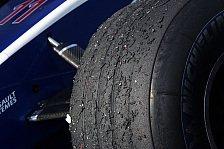 Formel 1 - Schwarze Flaggen für beschädigte Reifen?