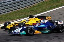 Formel 1 - Jacques Villeneuve: Im Titelkampf gegen Narain Karthikeyan...