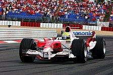 Formel 1 - Doch ein B-Toyota?