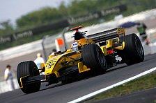 Formel 1 - Jordan bleibt vorerst gelb