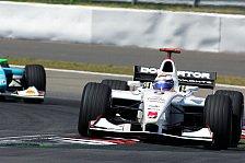 Motorsport - GP2: Nico Rosberg sichert sich die Pole Position