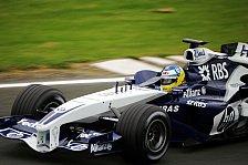 Formel 1 - Nick Heidfeld: Alles was ich tun kann, ist schnell zu fahren