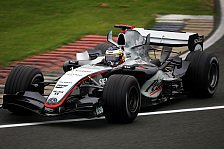 Formel 1 - Testing Time, Tag 1: Regnerisches Silverstone, sonniges Monza