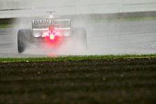 Formel 1 - Bilder: Silverstone-Testfahrten ab dem 01.06.2005