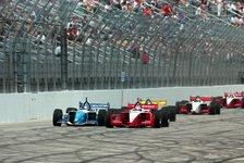 Mehr Motorsport - Champ Cars - Milwaukee: Tracy siegt - Glock wird Neunter