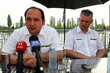 Formel 1 - Kolles: Monteiro hat gar nichts unterschrieben!