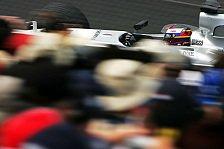 Formel 1 - Montoya: Die FIA war sehr hart zu mir