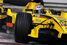 Formel 1 - Jordan: Monteiro stellt neuen Rookie-Rekord auf