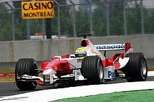 Formel 1 - Toyota gibt sich vor Indy zuversichtlich