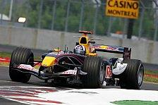 Formel 1 - Red Bull soll von Cosworth beflügelt werden