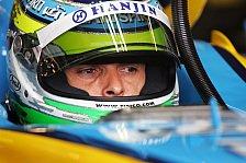 Formel 1 - Alonso: Fisichella kann mir helfen