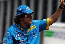 Formel 1 - Alonso freut sich auf die F1-Ferien