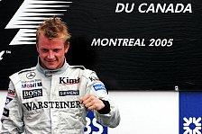 Formel 1 - Kanada GP: Räikkönen & Schumacher profitieren von Chaos-GP