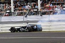 Formel 1 - Übersicht: Wer fährt in Indy mit welchem Motor?